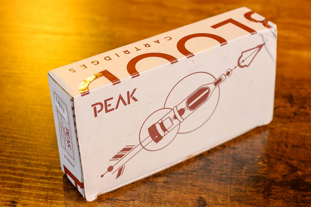 peak-cartridges