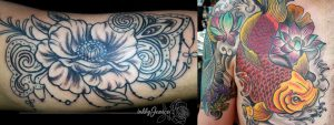 What Suits You Best, Color or Black and Grey Tattoos?